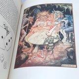 Vintageboek Sprookjes van Grimm_