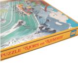 Vintage Puzzel Sjors en Sjimmie_