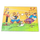 Vintage Puzzel Popeye_
