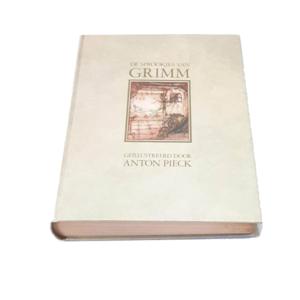 Vintageboek Sprookjes van Grimm